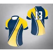 Sublimated Bordado Rugby Uniforme com o seu logotipo