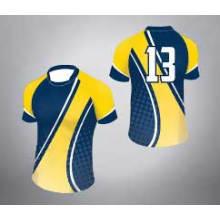 2016 Projete sua própria Jersey da liga do rugby