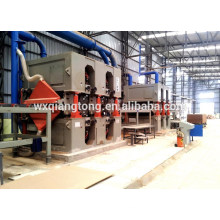 MDF / HDF / Partical board heavy sander machine for Chipboard