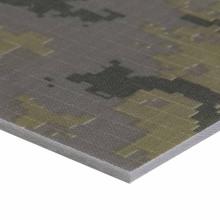 Camuflagem G10 Laminado para Aletas