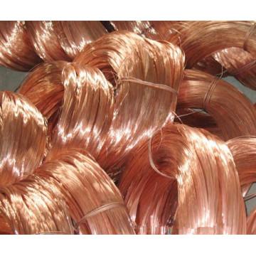 Vente en gros de boues de cuivre à 99,9% / morceaux de cuivre Millberry