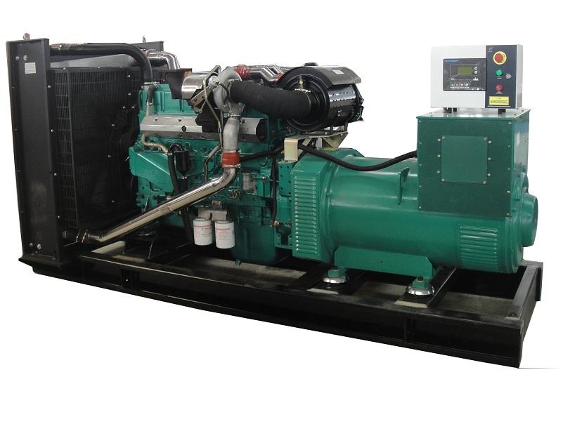 450KVA diesel generator set