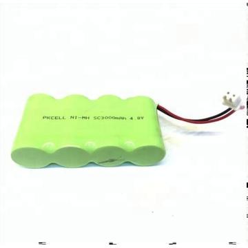 4.8 в 3000мач батареей Ni-MH Аккумулятор SC в аккумуляторная батарея высокое качество