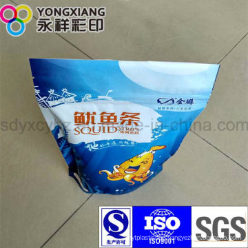 Stand up Zipper Plastic Packaging Snack Food Bag