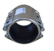 Ss304 Stainless Steel Pipe Repair Clamp, Metal Pipe Fittings