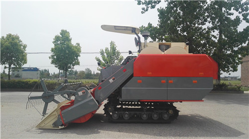 Grain Harvesting Machinery