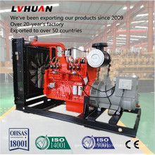 30kw-500kw High Quality Natural Gas/Biogas Fuel Commins Engine Generator