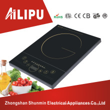 Simple Style and ABS Housing Touch Model Induction Cooker