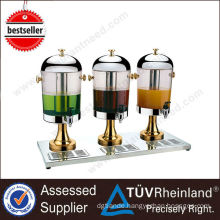 Buffet Equipment Automatic Orange Juice Drink Tower Dispenser