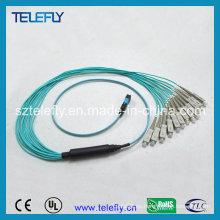 MPO-Sc cable de cable de remiendo