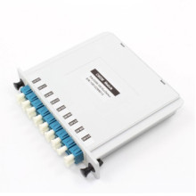 CWDM de paquet de 2 * 8 Lgx avec le connecteur de LC