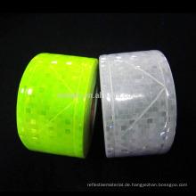 5CM Breite PVC reflektierendes Sicherheitsband für Kleidung