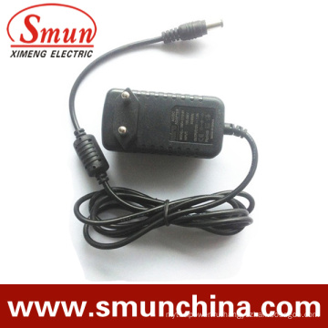 Переменного тока/адаптер питания монитор источник питания постоянного тока 12В 1А 12ВТ настенного монтажа (видео-12-1)