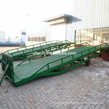 Alibaba haute qualité Ramp Mobile Dock haute qualité fabriqué en Chine