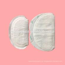 Almofadas de suor nas axilas descartáveis e confortáveis para cuidados pessoais