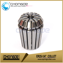 "ER25 1/4 ""Ultra Precision ER Collet"