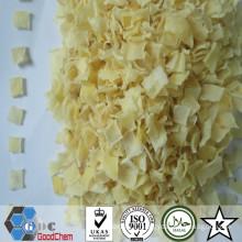 Flocons de pommes de terre déshydratés par fournisseur chinois Grade A 10*10*3mm