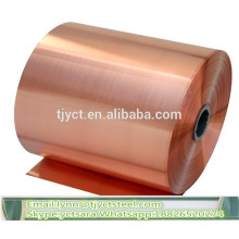 folha de bronze amarela / placa / bobina de cobre bom preço com alta qualidade