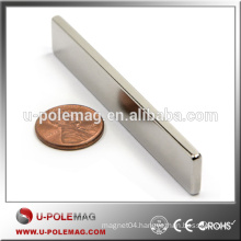 Cheap Super Strong Neodymium Magnets Grade N45 Bar