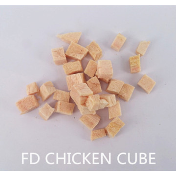 Freeze-Dried MiNi Chicken/Duck/Beef Cube for Cats