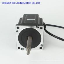 OEM Factory Sells 1.8 Degree 86mm 2 Phase Hybrid Screw Rod Stepper 86mm Stepper Motor Tr 12 for Linear Motion