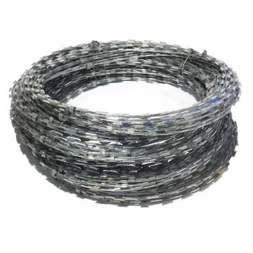 Barbed Razor Wire 450mm 500mm Diameter
