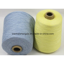 Factory Directly Price 60% Cotton 20% Viscose Linen Yarn