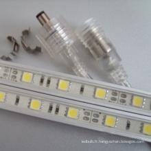 CE RoHS extérieure haute luminosité IP67 5050 LED barre rigide