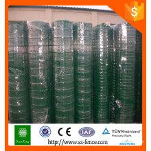 Moquette métallique enduite de PVC / hollande / clôture en euro