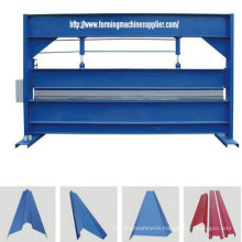 Metal Sheets Roofing Bending Machine