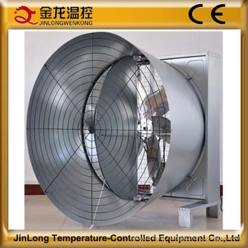 Jinlong Butterfly Cone Exhaust Fan/Poultry Fan with Ce