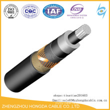 11KV Copper conductor 95mm2 Armored XLPE Power Cable