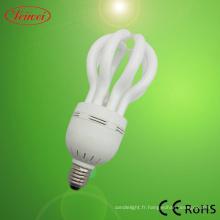 45-65W Lotus forme lampe