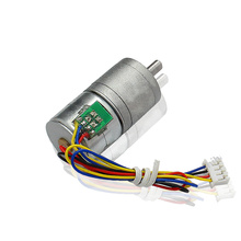Micro Motors Stepper Geared Motor DC 24V 20BY