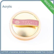 acrylic makeup organizer acrylic jar