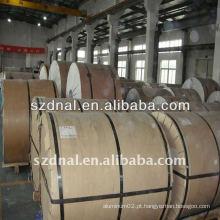Venda imperdível! Bobina de alumínio 6063 t8 fabricada na China