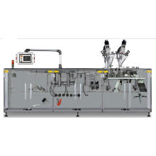 Horizontal Automatic Filling and Sealing Packing Machine for Stand-up and Zipper Bag