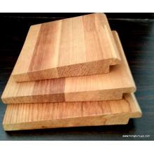 Revestimiento de madera y tablero de madera