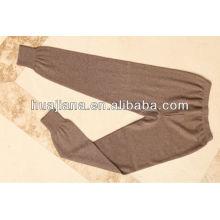 2014 winter cashmere legging for men OEM service