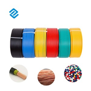 Indoor Wire Cable PVC Insulated Cooper Cable