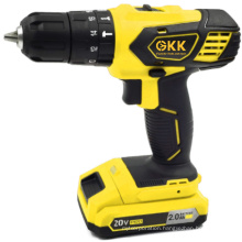 Hot Sale 20V 1300mAh Lithium Battery Cordless Drill Electric Tool Power Tool