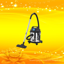 Water filter vacuum cleaner with external socket