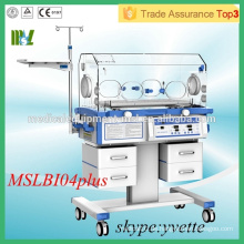 Erstklassige medizinische Ausrüstung Infant Inkubator (MSLBI04plus)