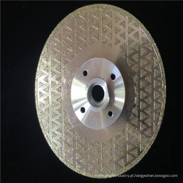 Preço de fábrica de diamante de mármore lâmina de serra circular para corte de vidro de granito / discotecas diamantados