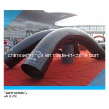 API Pipeline 3PE Bend with 3 Lay Polyethylene Coating