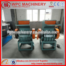 Rubber and Plastic Crushing machine