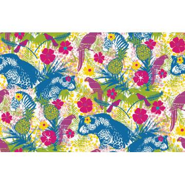 Fashion Swimwear Fabric Digital Printing Asq-027