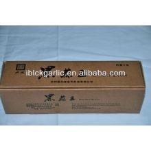 Regalo negro del ajo 6 PC / caja