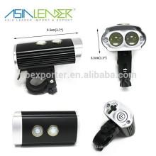 Der beste Fabrik-preiswerter Preis USB-nachladbares Bell-Fahrrad-Licht