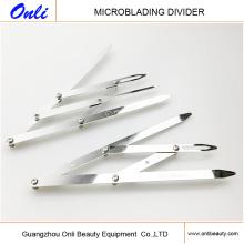 Golden Ratio Divider für Augenbrauen Microblading Tattoo Design